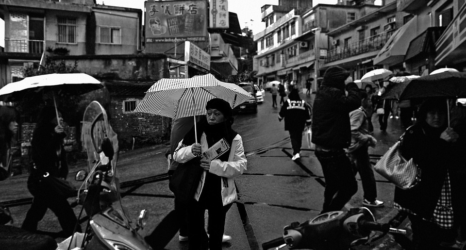 Taiwan Journal: Youth in the Rain